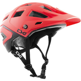 TSG Scope Graphic Design Casco Hombre, red-black